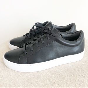 Vagabond shoemakers leather Zoe platform sneakers